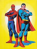 Resultado de imagen de ILUSTRACION MACABRA DE SUPERMAN