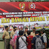 "Danpusterad Resmi Buka Lomba Melukis ""Aku Bangga Kepada TNI"