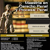 UNAH | Continúa matrícula para Maestría en Derecho Penal y Procesal Penal