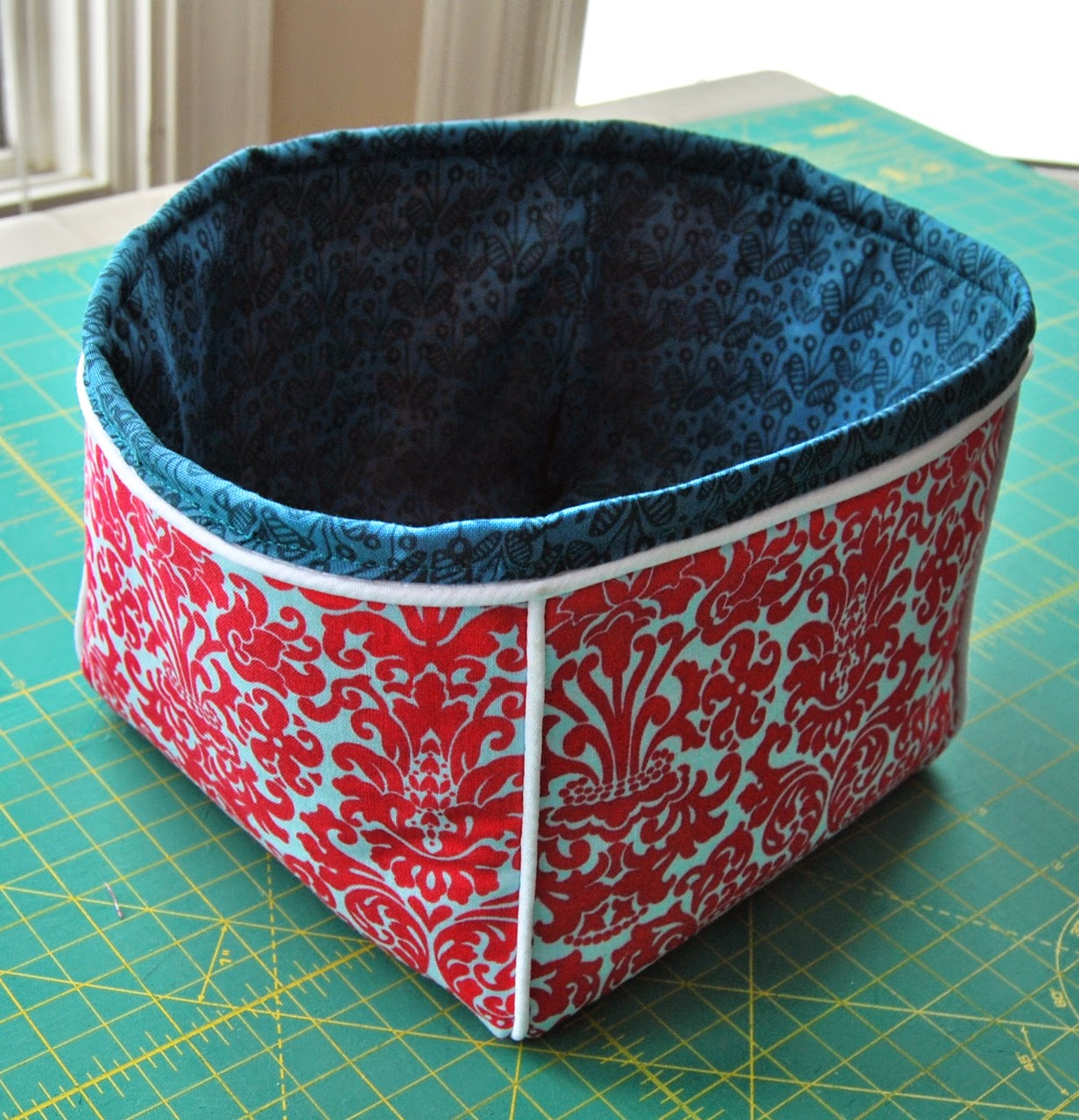 finished body of basket