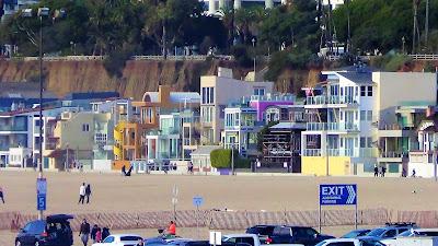 Santa Monica de motorhome