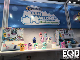 Toy Fair 2018 - Basic Fun My Little Pony - Mash'Ems, Stack'Ems, Mash Mallows, and More! Booth Gallery