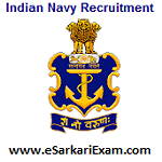 Indian Navy AA, SSR Recruitment