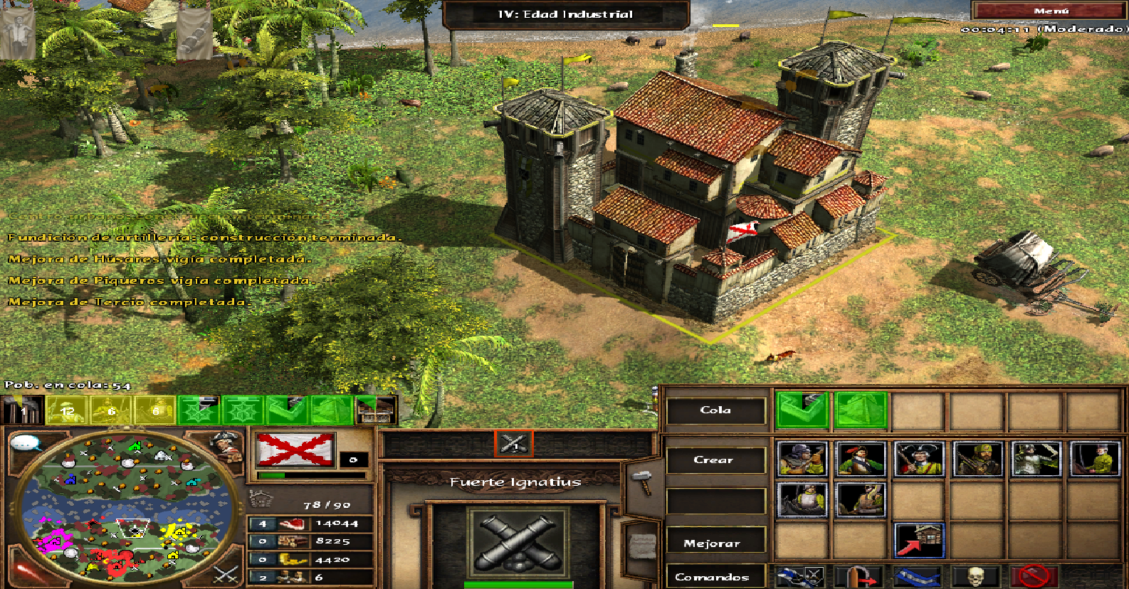 La historia detrás de Age of Empires: noviembre 2015