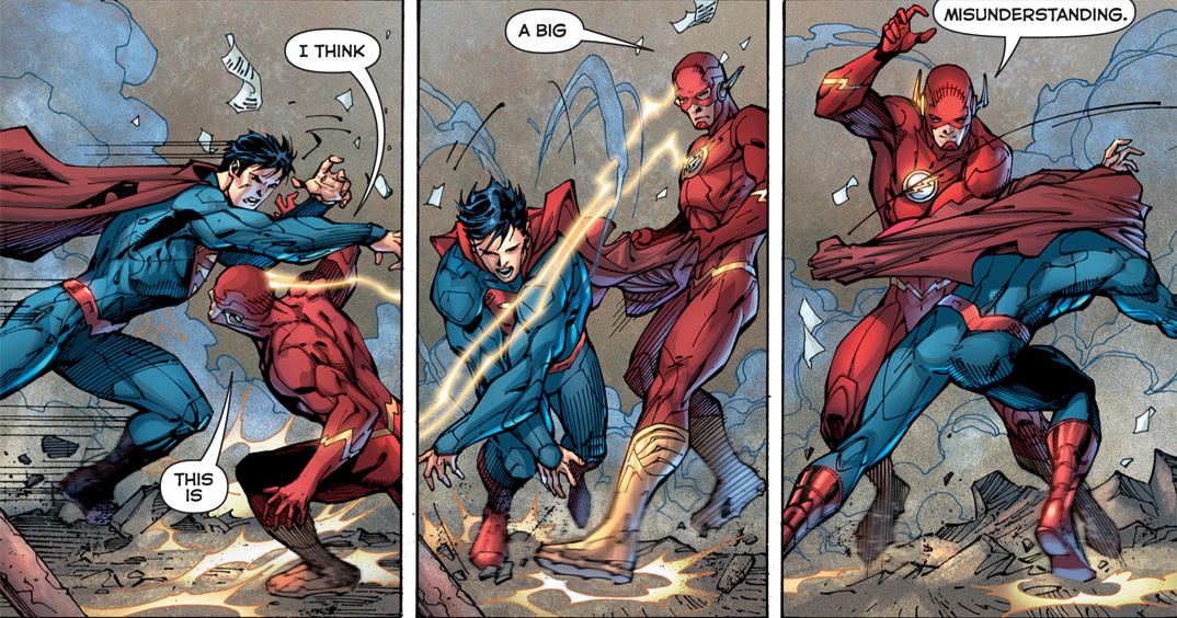 Rusted Mecha: REVIEW: Justice League #2