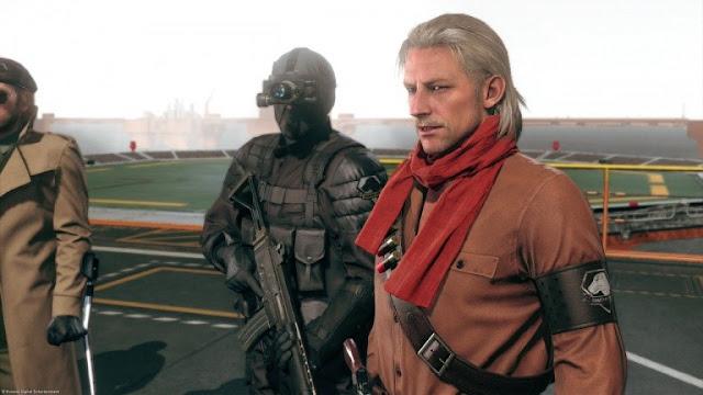 شخصية Ocelot سيكون قابل للعب من خلال مهمات FOB في لعبة Metal Gear Solid V