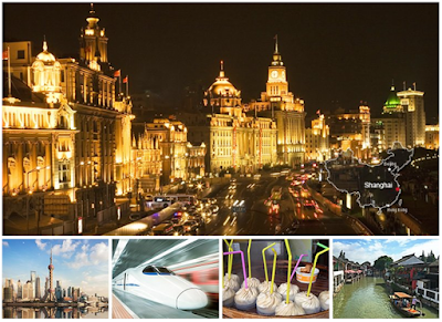 leading economic and business city in the world shanghai