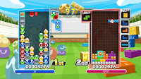 Puyo Puyo Tetris Game Screenshot 4