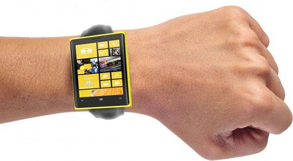 Microsoft Garap SmartBand Support iOS dan Android