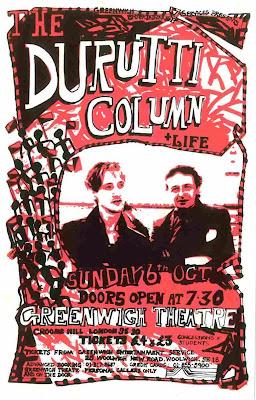 Greenwich Theatre, London, 6 October 1985