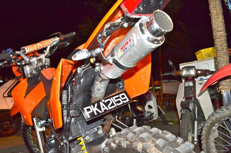 Dtm 150 Off Road Dirt Bike Superxmoto Supermoto
