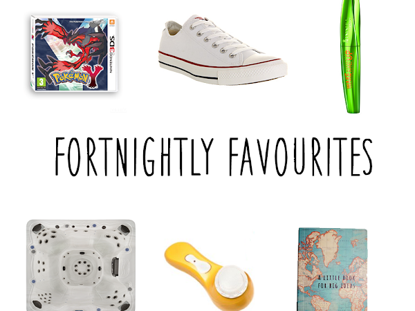 Fortnightly Favourites #2