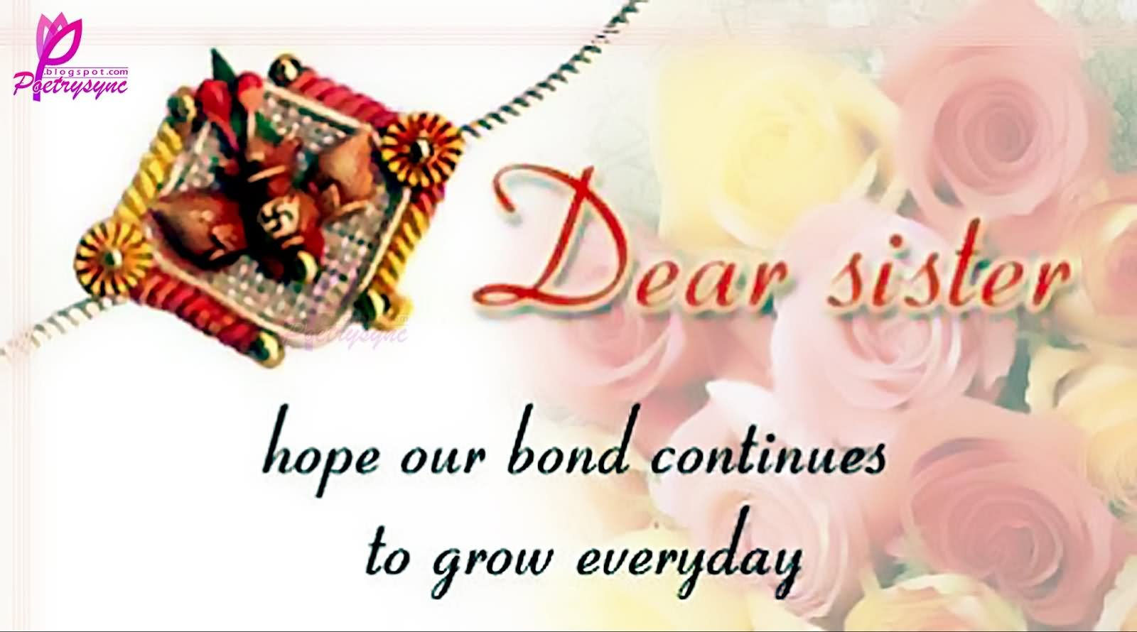 Rakhi happy raksha bandhan 2017 images sayings for sister happy raksha bandhan 2017 quotes for sister kristyandbryce Image collections