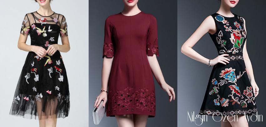 www.nilgunozenaydin.com-Davetler İçin Uygun Elbiseler