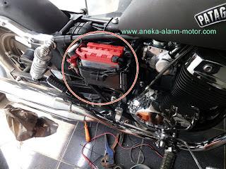 Cara Pasang Alarm Motor Benelli MOTOBI 250