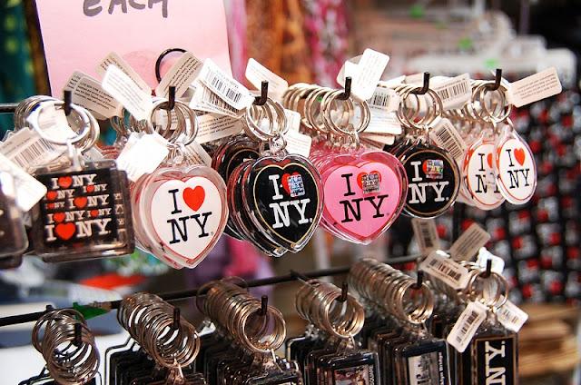 Onde comprar lembranças e souvenirs em Nova York