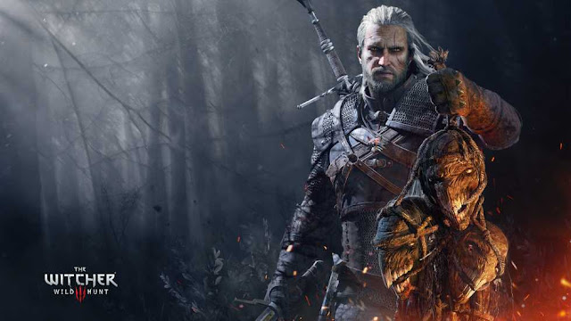 Wild Hunt sangat terasa sama dengan game bergenre Open Spesifikasi Game The Witcher 3: Wild Hunt Untuk PC - Hhandromax.com