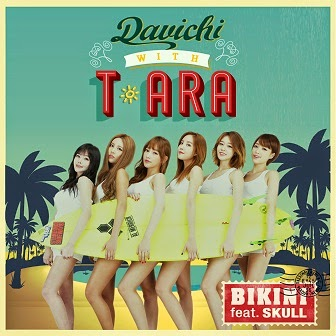 Davichi T-ara & Ft Skull Bikini English Translation Lyrics