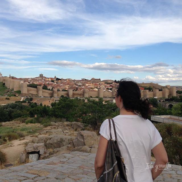 Ávila vista
