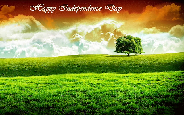 Happy Independence Day Wallpaper 2017
