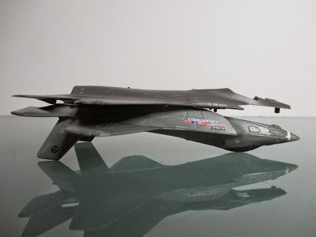 1/144 Lockheed Martin F-35A diecast aircraft