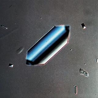 üçlü fosfat kristalleri