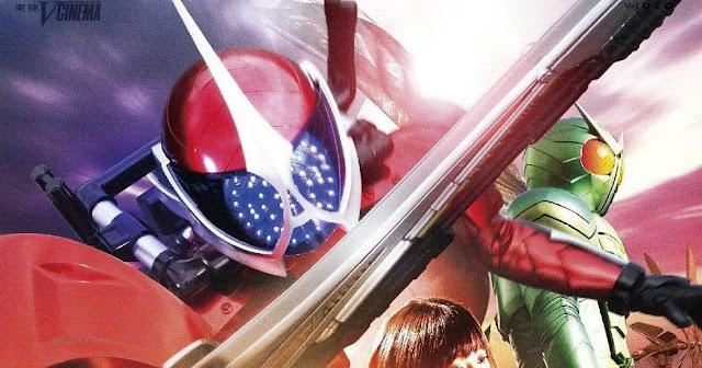 Kamen Rider W Returns: Kamen Rider Accel Sub Indo