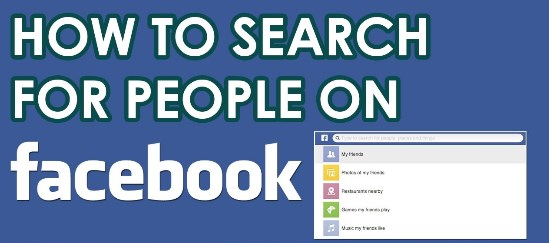 Facebook People Search