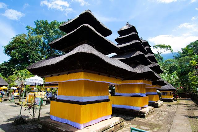 Tempio Pura Luhur Batukau-Bali