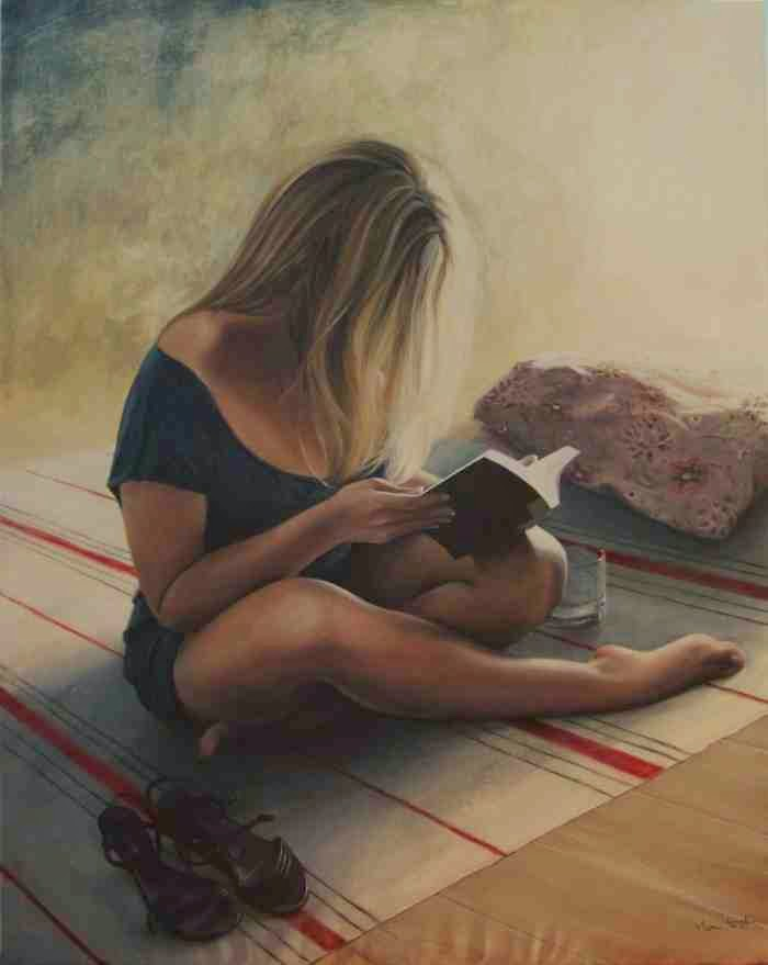 Язык реализма. Elena Montull