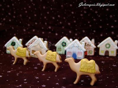 galelletas decoradas reyes magos