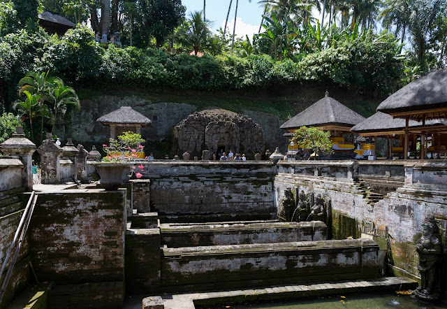 Goa Gajah Ubud Bali Things to do