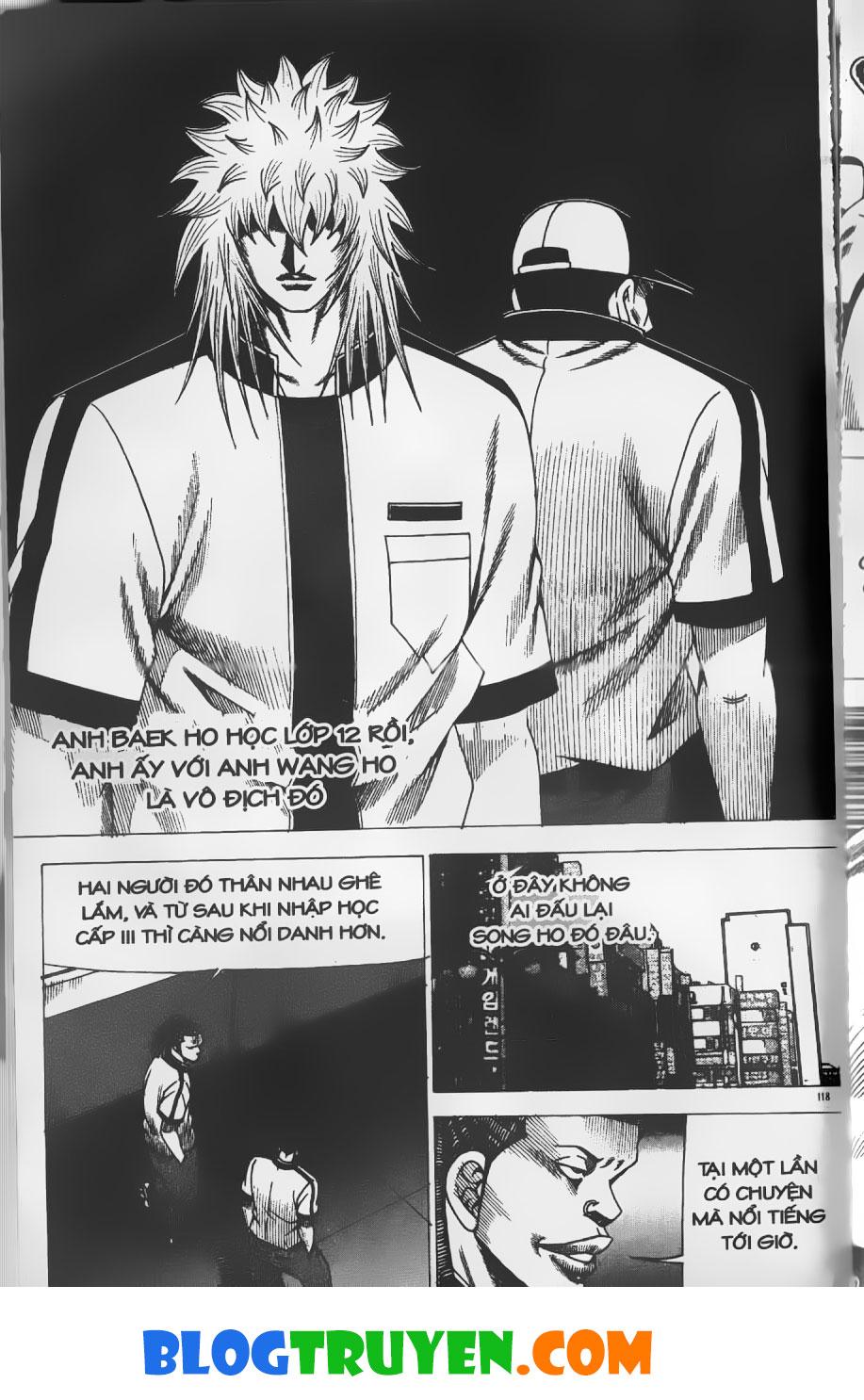 Bitagi - Anh chàng ngổ ngáo chap 244 trang 8