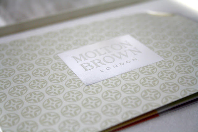 Molton Brown 'The Art of Fragrance' Box