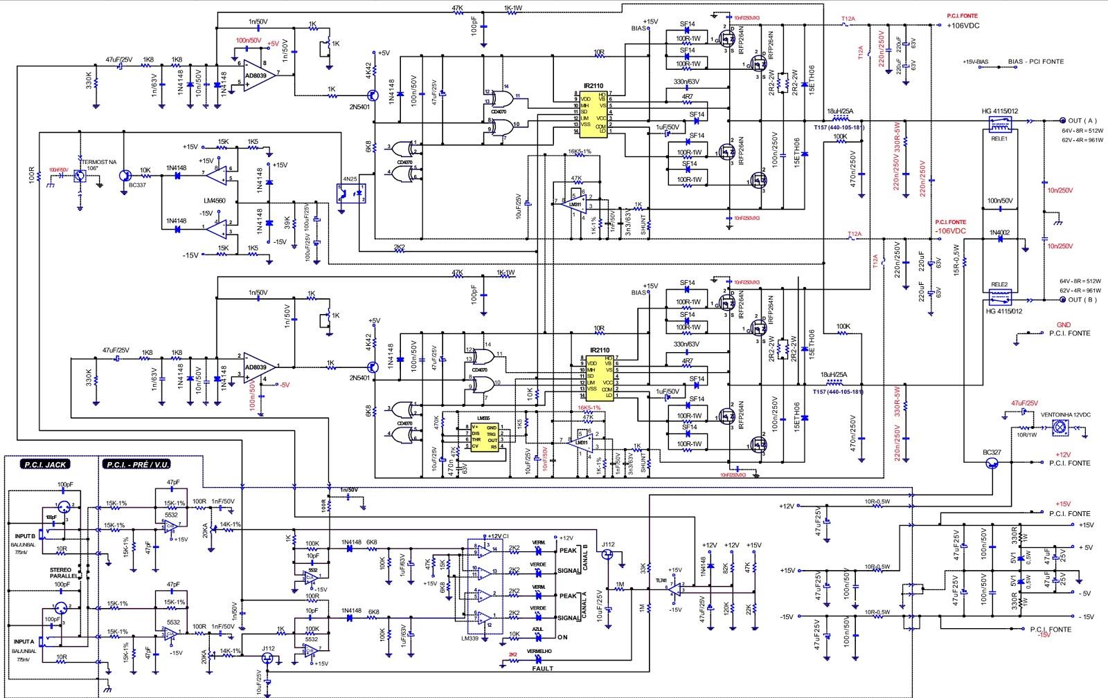Electro Help 12 22 16 Analog Acquisition Circuit Amplifiercircuit Diagram