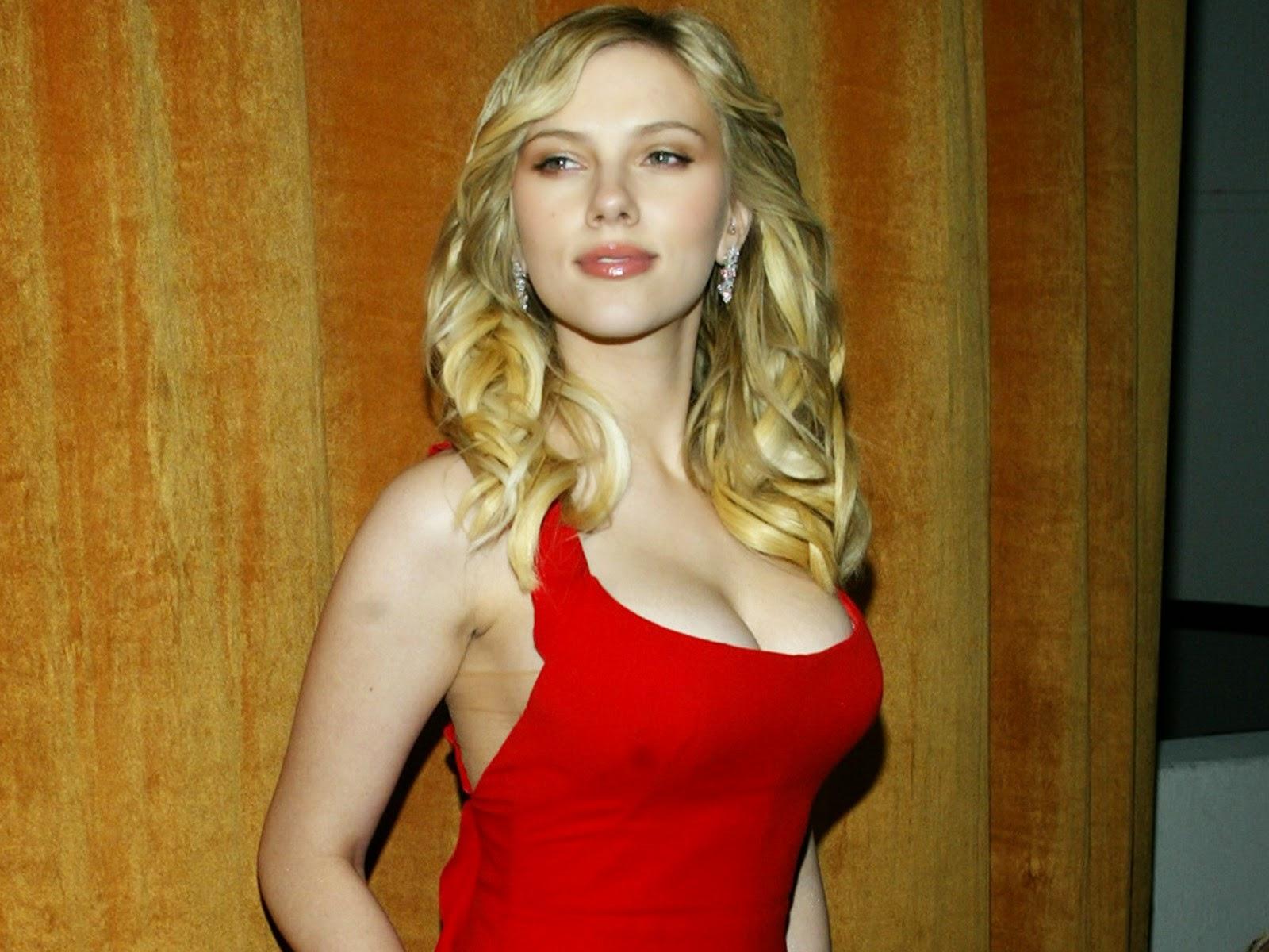 Scarlett johansson nude self pics