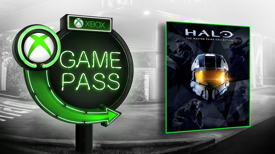 Halo The Master Chief Collection Coming To Xbox Game Pass