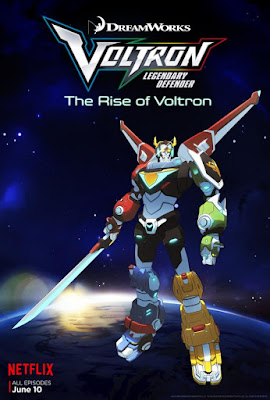 Voltron Legendary Defender (TV Series) S01 Custom HD Dual Latino