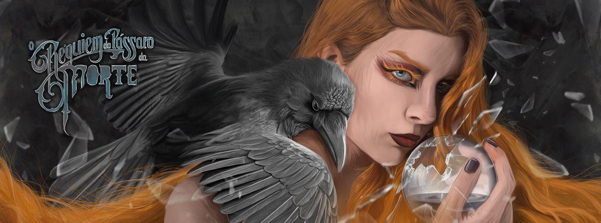 Catarse Literário | O Réquiem do Pássaro da Morte (Andrio Santos)