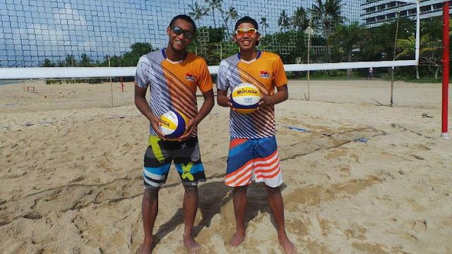 Tim Voli Pantai Indonesia Asah Mental Untuk Menuju Kualifikasi Olimpiade 2016