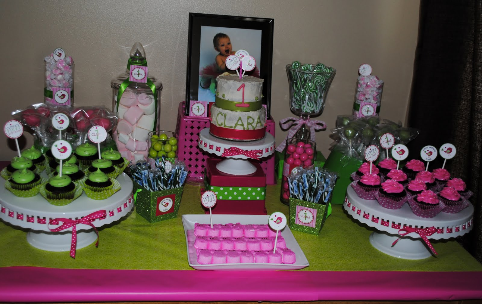 Candy Buffets at Your Wedding |Sweet Treats Party Table