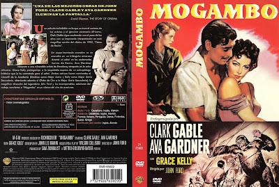 Mogambo (1953) | Caratula | Cine clásico