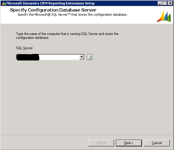 CRM 2011/2013 Cannot find SSRS Instance when install Reporting