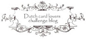 Dutch card lovers challenge blog