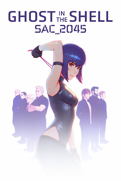Ghost in the Shell: SAC_2045 – Season 1 Dual Audio [Hindi-DD5.1] 720p HDRip ESubs Download