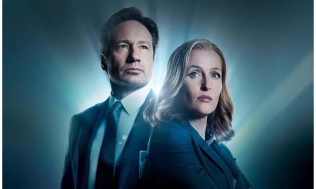 Fox mulder and scully x files
