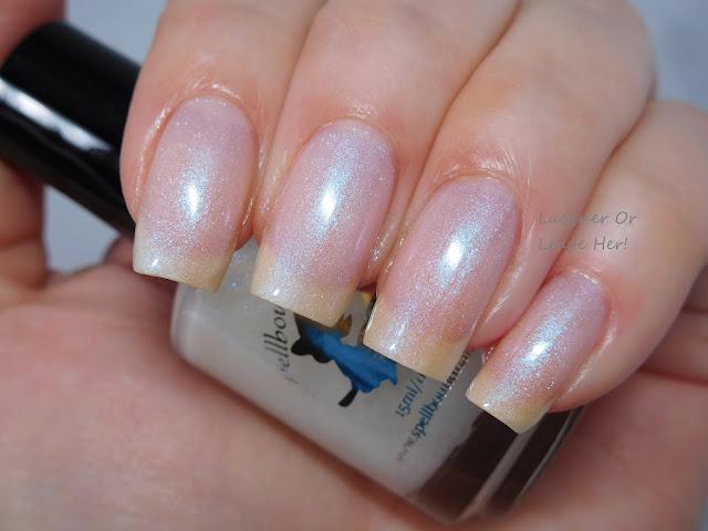 Spellbound Nails Patronus