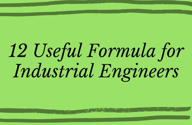 garment IE formula