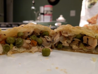 Yum yum chicken pot pie turnovers back in january i saw a recipe in food network magazine for chicken pot pie turnovers normally chicken pot pie doesnt much interest me because ive had forumfinder