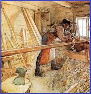 proses pembuatan kusen kayu jati pintu dan jendela